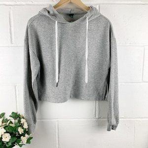 Wild Fable Gray Sparkly Hoodie Sweater Size XSmall
